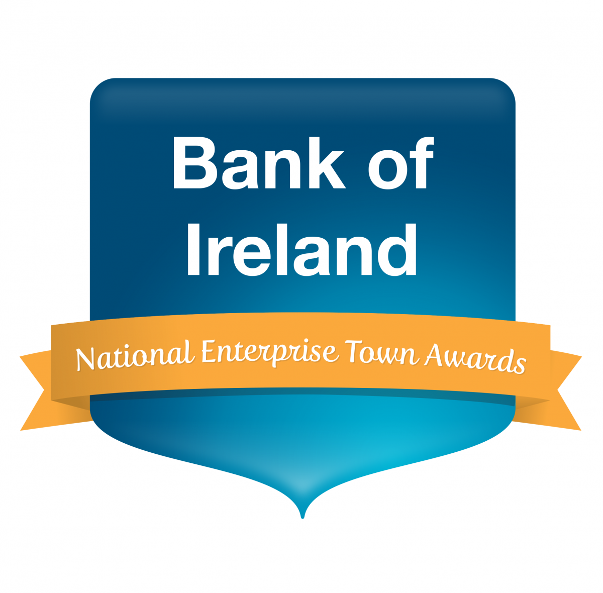 National Enterprise Town Awards Logo