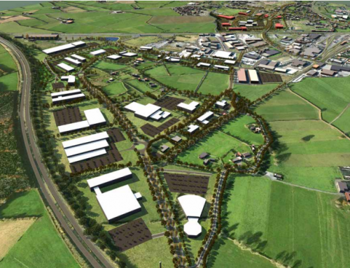 Plans for Togher National Enterprise Park on Display in Laois County Council